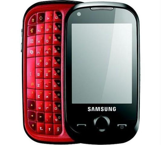 Samsung B5310 CorbyPRO - (Handy, Touch)