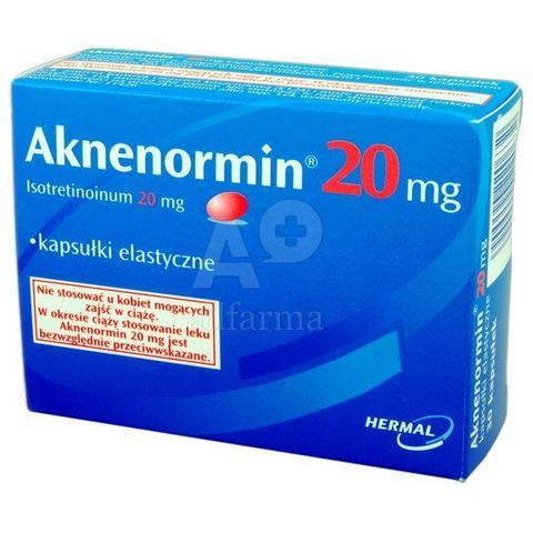 Aknenormin - (Hausmittel, pickel  entfernen)