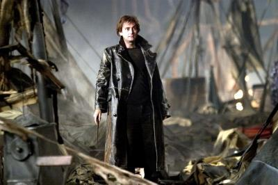 David Tennant = Bartemius 'Barty' Crouch Junior  - (Harry Potter, Totenschädel)