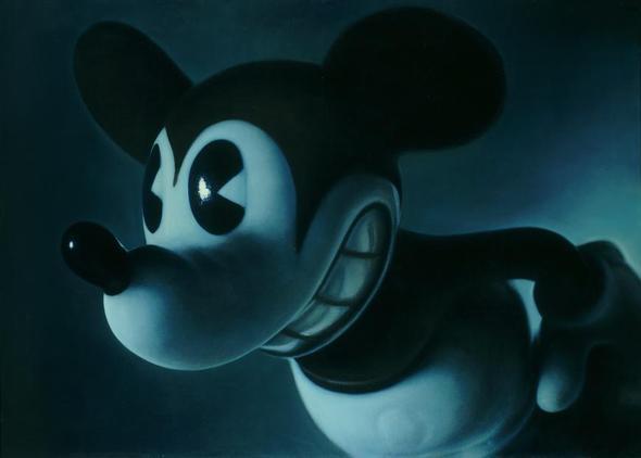 Midnight-Mickey - (Computer, Micky-Maus)