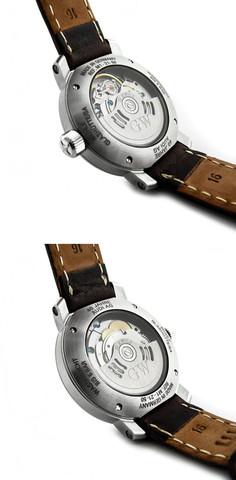 - (Armbanduhr, Glashütte)