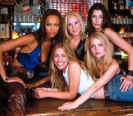 Coyote Ugly - (Film, Mädchen)