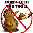 dont feed the troll - (Tiere, Hund, hundetrainer)