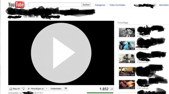 YouTube - (Computer, PC, Internet)