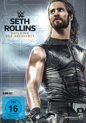 - (DVD, WWE, seth rollins)
