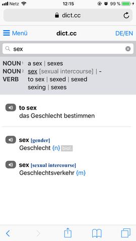 geschlechtsverkehr im netz