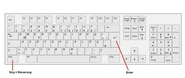tastatur kennenlernen arbeitsblatt diabetiker kennenlernen
