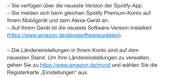 Alexa Spielt Spotify Nicht Richtig Musik Handy Smartphone