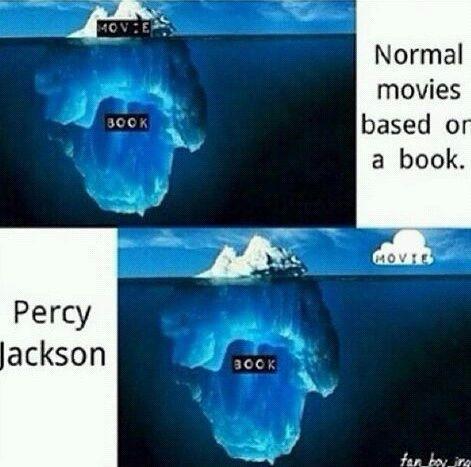 - (Filme und Serien, Buch, Unterschied)
