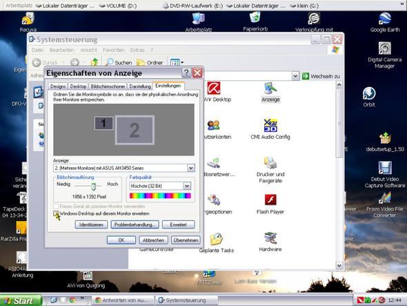 Monitor - (Computer, Grafikkarte, Monitor)