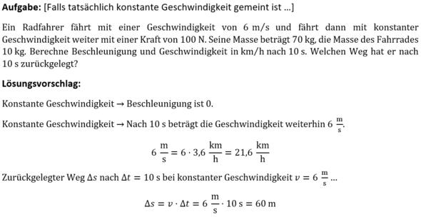 - (Schule, Sport, Physik)