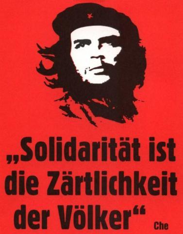 Aufdruck für T-Shirt  Che Guevara aus Kuba - (Schule, Mode, Kleidung)