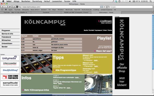 Kölncampus - (Computer, iTunes, Mac)