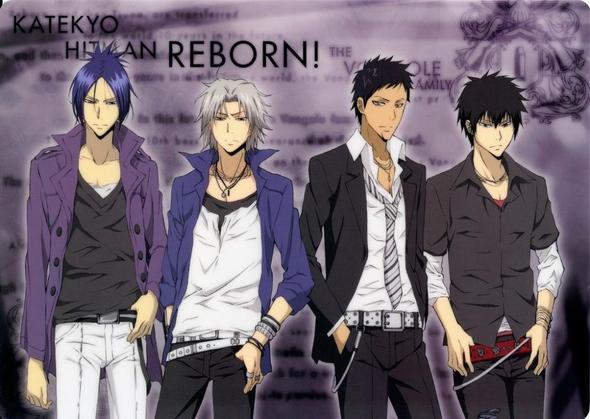 Reborn-sind nur ein paar davon! ;D - (Video, Anime)