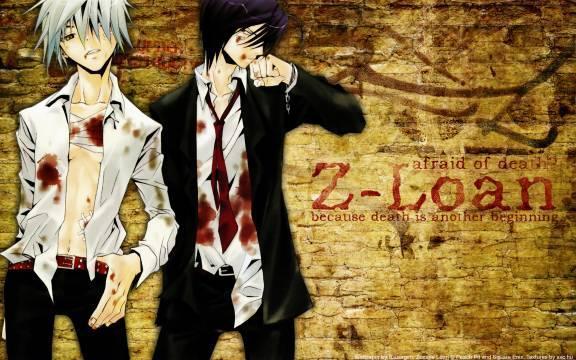 Zombie Loan - (Video, Anime)