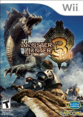 Monster Hunter Tri - (Games, zocken, Wii)