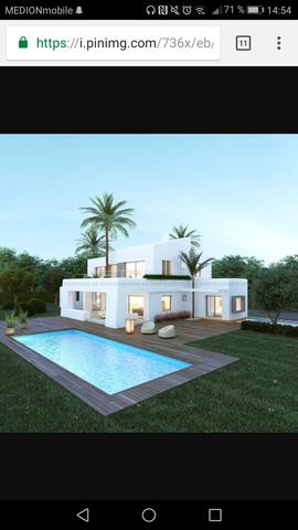 hat jemand inspirationen f r eine villa mit pool die man in der 9 klasse in kunst malen kann. Black Bedroom Furniture Sets. Home Design Ideas