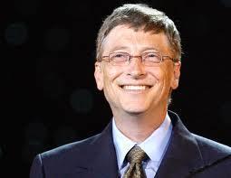 Bill Gates - (Geld, Menschen)