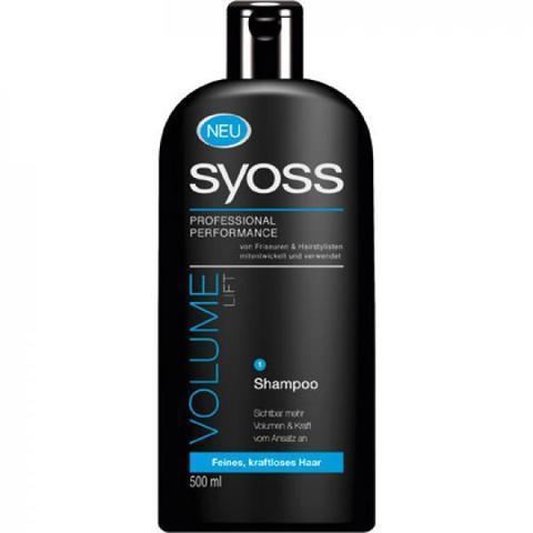 Syoss Shampoo - Volume lift - (Mädchen, Haare, Beauty)