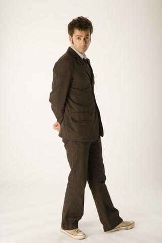 David Tennant Doctor Who - (Kleidung, Hochzeit)