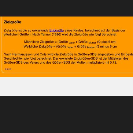 Quelle des Screenshots: Willi wills Wissen.Weil hier die Formel gut erklärt sind - (Gesundheit, Gesundheit und Medizin, Kinder)