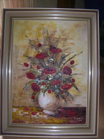 Bild 1 - (Kunst, Ölgemälde, wertanfrage)