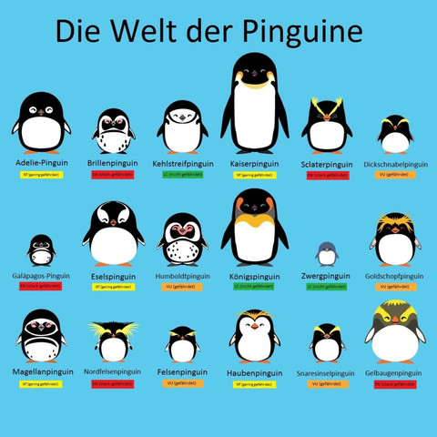 - (Angst, Pinguin)