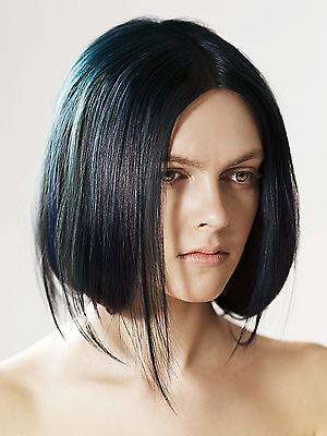 Geheimratsecken Verstecken Haare Frauen Frisur