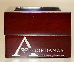 Diamantbestattung Algordanza - (Diamant, asche, Feuerbestattung)