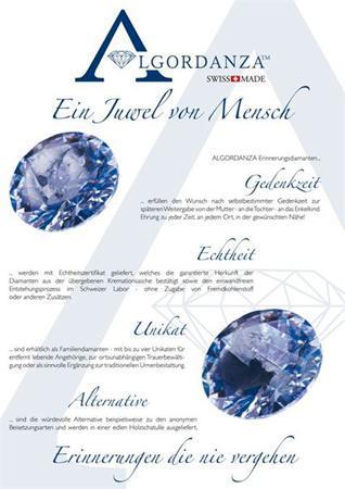 asche diamant kosten - (Diamant, asche, Feuerbestattung)