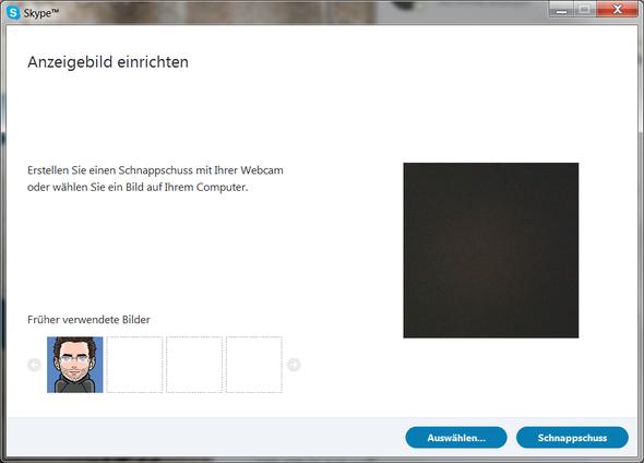 profilbild von skype