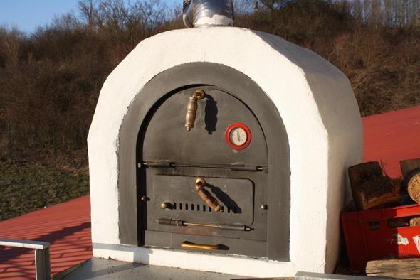 Pizzaofen Bausatz Valoriani - (kochen, backen, Pizzaofen)