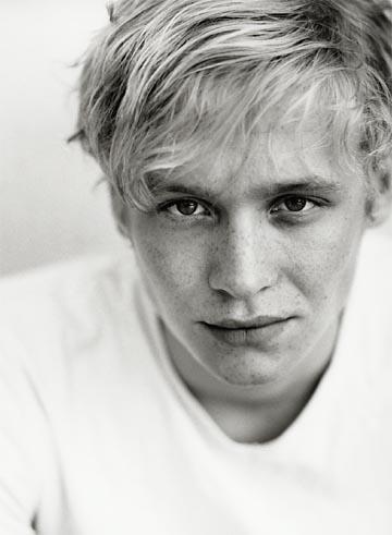 Schauspieler Blond