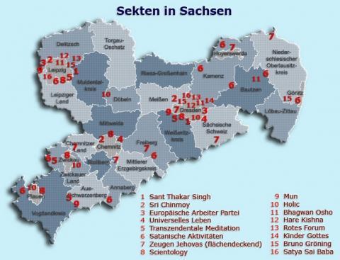 Sekten In Deutschland