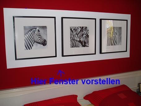 Bsp für fENSTER - (Farbe, streichen, Wohnzimmerwand)
