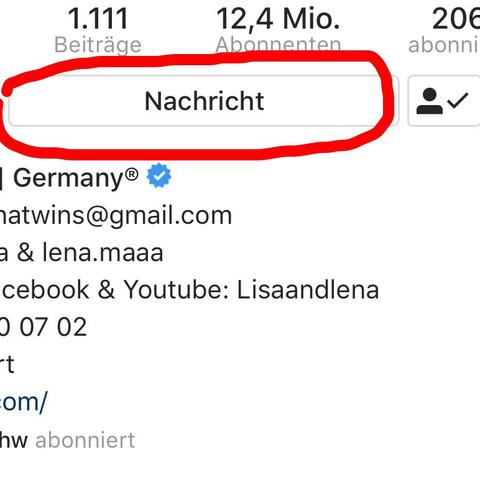 Instagram Nachricht Schreiben Pc