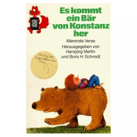 Es kommt ein Bär von Konstanz her - (Buch, Kinderbuch, Kinderbücher)