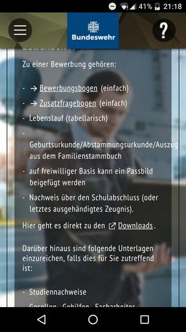 Bewerbung Als Zeitsoldat Bei Der Bundeswehr Ausbildung Und Studium