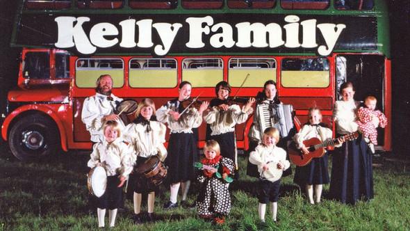 Kelly family stammbaum