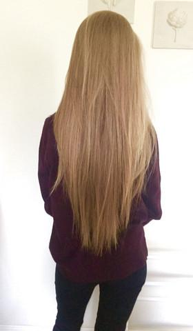 Schöne Langhaarfrisur Haare Frisur Friseur