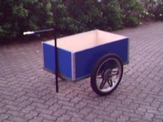 anh nger hinter roller 45 km h gewicht fahrzeug t v. Black Bedroom Furniture Sets. Home Design Ideas