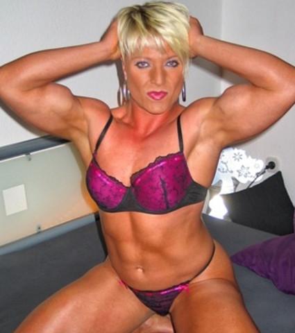 - (Psychologie, Frauen, Muskeln)