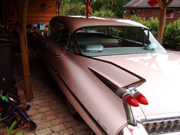 59er cadillac - (Cadillac, US-Oldtimer)