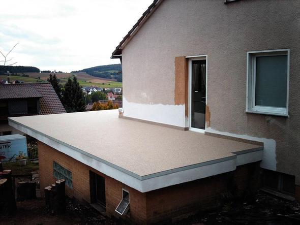 Estrich Balkon | Balkonsanierung Wie Gehe Ich Vor Undichter Balkon