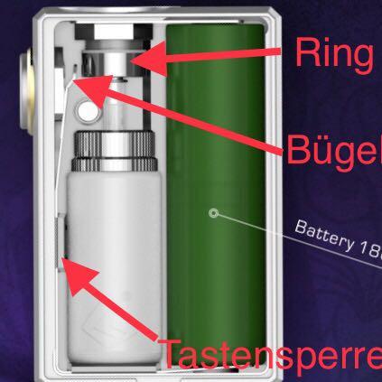 Athena Squonker  - (Technik, Technologie, E-Zigarette)