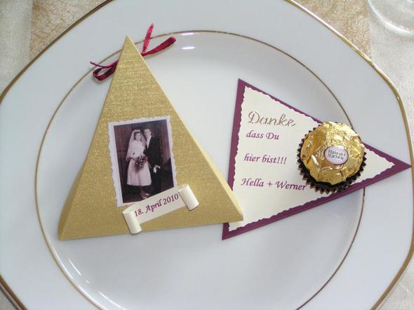 Blog 1 Tischdeko Goldene Hochzeit Ideen