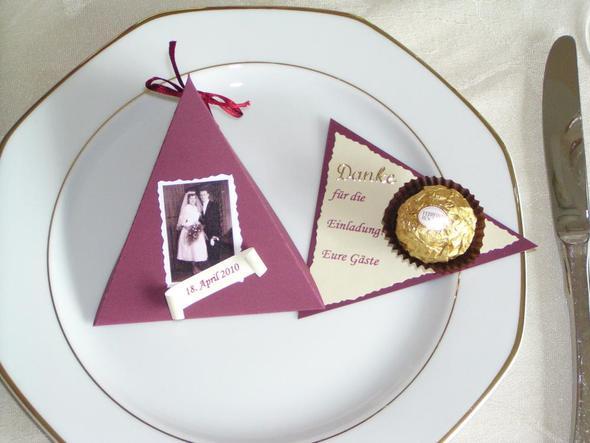 Dringend Tischdeko Give Away Fur Goldene Hochzeit Gesucht Habe