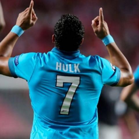 Hier Hulk  - (Fußball, regeln, Trikot)
