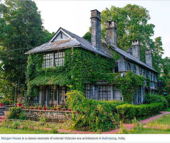 Wie nennt sich diese Architektur (karibische Häuser)? (Bau, Architekt, Haeuser)