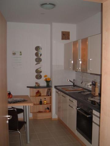 Walnuss; Platte: S43   (Küche, Arbeitsplatte,